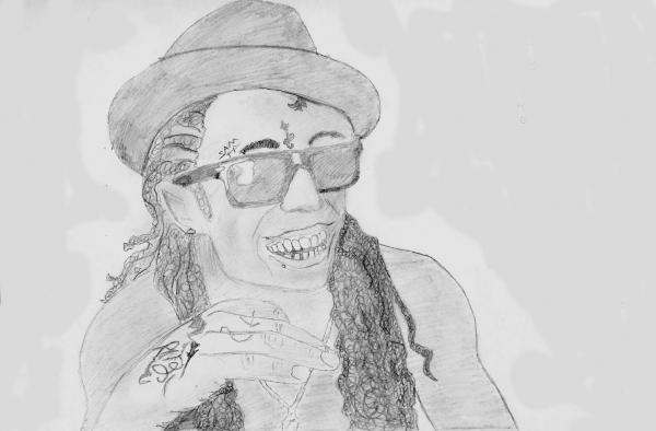 Lil Wayne par MJsPerlinchen